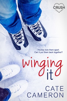 Winging It by Cate Cameron
